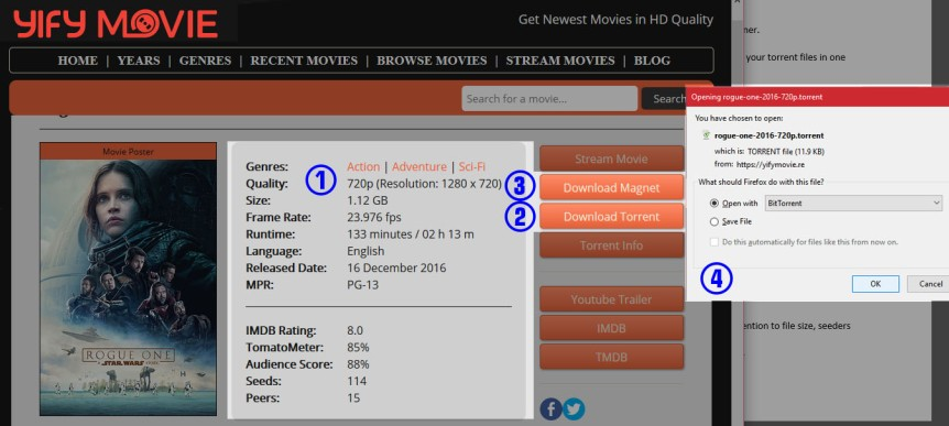 set up new bittorrent utorrent step8 omrizkiblog