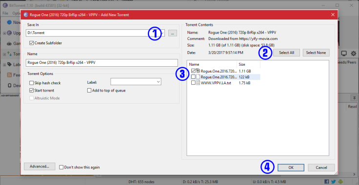 set up new bittorrent utorrent step9 omrizkiblog