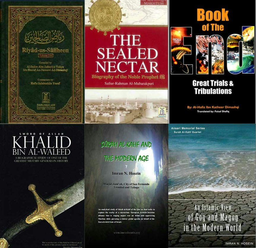 Islamic E-books Collection, Free Download! (Update 4.5)
